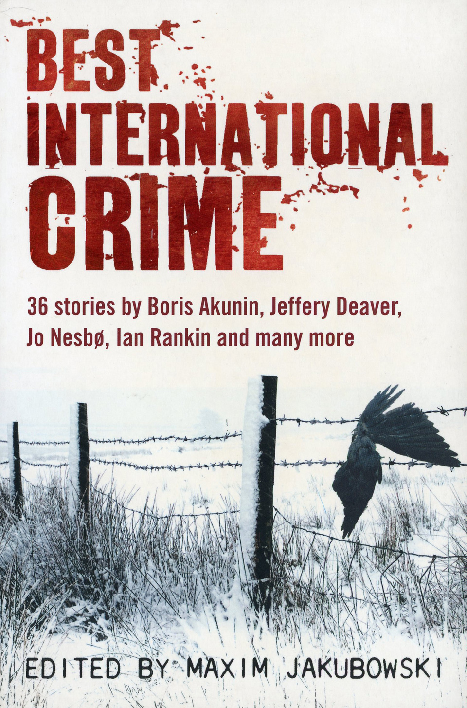 Best International Crime